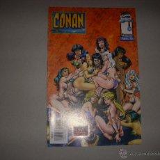 Cómics: CONAN Nº 10, EDITORIAL FORUM. Lote 43566866