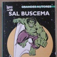 Cómics: GRANDES AUTORES: SAL BUSCEMA: LA MASA TAPA DURA (PLANETA). Lote 43604634