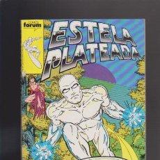 Cómics: ESTELA PLATEADA - Nº 6 AL 10 - RETAPADO - COMICS FORUM 400 PTS.. Lote 43662212