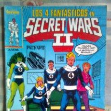 Fumetti: SECRET WARS-II- Nº 32 -4 FANTÁSTICOS +ESTELA PLATEADA DE JOHN BUSCEMA-RARO Y ATRACTIVO-1972. Lote 43729583