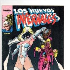 Cómics: LOS NUEVOS MUTANTES INFERNALES Nº 39 ** FORUM. Lote 43741407