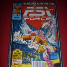 Cómics: FORUM - PSI FORCE - NUMERO 8. Lote 43796751