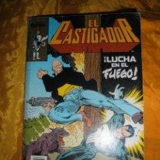 Cómics: EL CASTIGADOR. ¡ LUCHA EN EL FUEGO¡. RETAPADO Nº 26- 30. EDICIONES FORUM. Lote 43952017