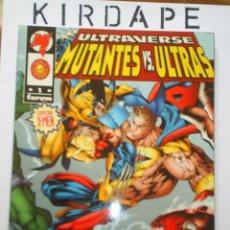 Cómics: ULTRAVERSE. MUTANTES VS. ULTRAS Nº 1. Lote 43970497