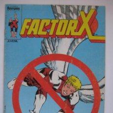 Cómics: FACTOR X Nº 15. VOL. 1. FORUM. Lote 43971970