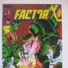 Cómics: FACTOR X Nº 19. VOL. 1. FORUM. Lote 43972077