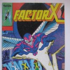 Cómics: FACTOR X Nº 22. VOL. 1. FORUM. Lote 43972154