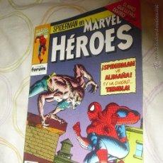 Cómics: MARVEL HÉROES VOL I FORUM Nº 73 SPIDERMAN EL NIÑO QUE LLEVAS DENTRO. Lote 43998092