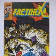 Cómics: FACTOR X Nº 36. VOL. 1. FORUM. Lote 44000162