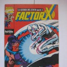 Cómics: FACTOR X Nº 39. VOL. 1. FORUM. Lote 44000211