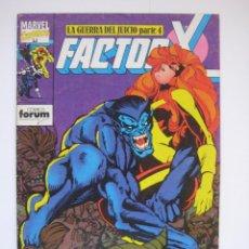 Cómics: FACTOR X Nº 40. VOL. 1. FORUM. Lote 44000225