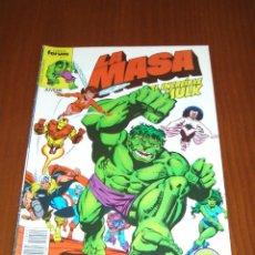 Cómics: LA MASA Nº 20 - HULK - COMICS FORUM - BILL MANTLO - SAL BUSCEMA. Lote 44011962