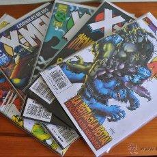 Cómics: CRONICAS DE LOS X-MEN COMPLETA. Lote 44012587