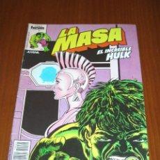 Cómics: LA MASA Nº 24 - HULK - COMICS FORUM - BILL MANTLO - SAL BUSCEMA. Lote 44013691