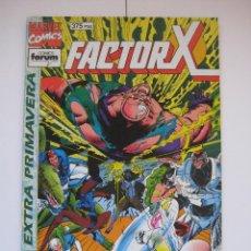 Cómics: FACTOR X EXTRA ESPECIAL PRIMAVERA 94. VOL. 1. FORUM. Lote 44052219