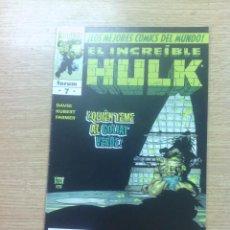 Cómics: INCREIBLE HULK VOL 1 (HULK VOL 3) #7. Lote 44159930
