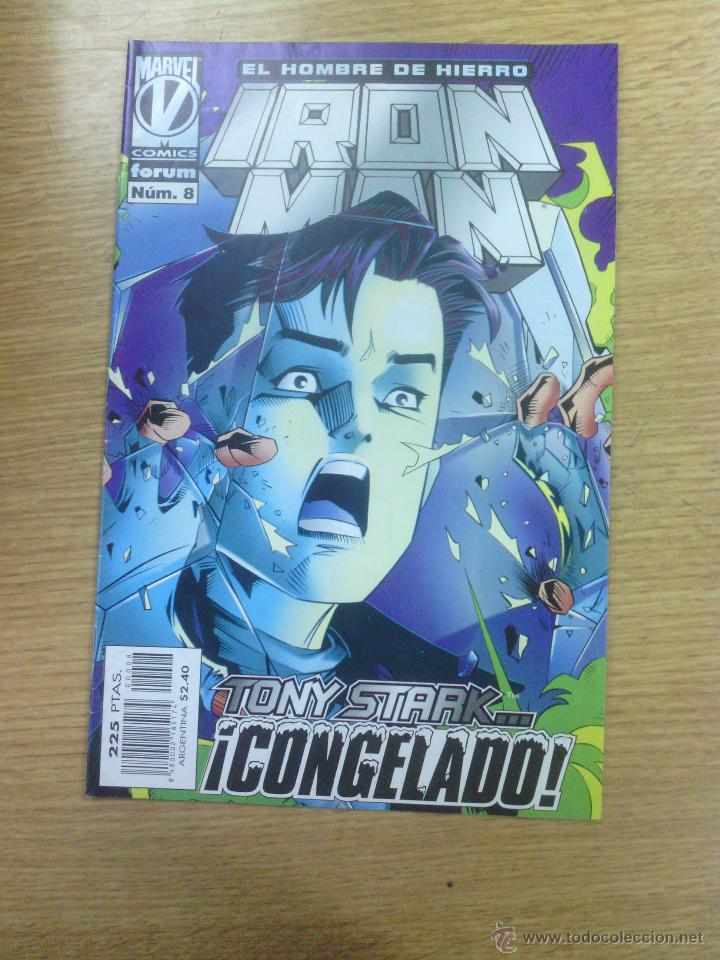 IRON MAN VOL 3 #8 (Tebeos y Comics - Forum - Iron Man)