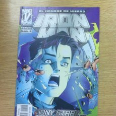 Cómics: IRON MAN VOL 3 #8. Lote 44166243