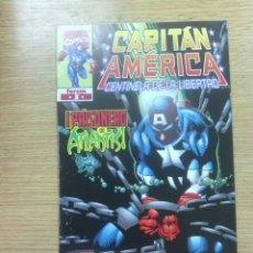 Cómics: CAPITAN AMERICA CENTINELA DE LA LIBERTAD #3. Lote 44166425