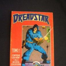 Cómics: RETAPADO - DREADSTAR - TOMO 1 - Nº 1 AL Nº 5 - FORUM - . Lote 44169721