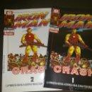 Cómics: IRON MAN CRASH 1 Y 2 COMPLETA LA PRIMERA NOVELA GRAFICA REALIZADA POR ORDENADOR. Lote 44221189