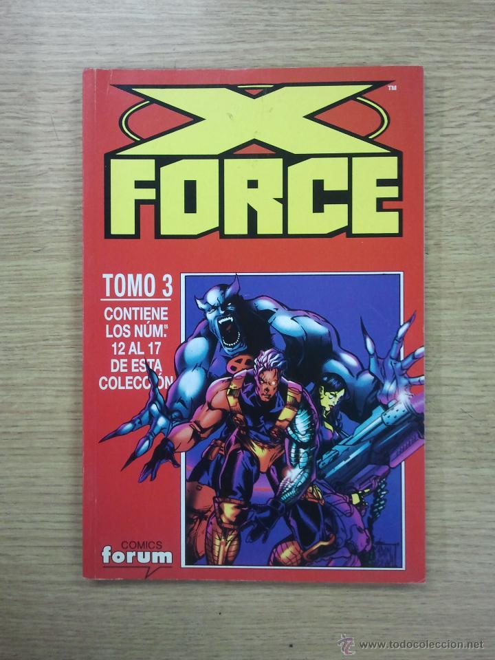 X-FORCE VOL 2 RETAPADO #3 (NUMEROS 12 A 17) (Tebeos y Comics - Forum - Retapados)