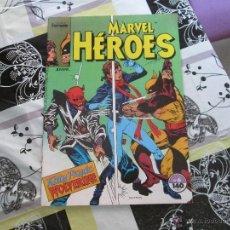Cómics: MARVEL HEROES Nº 6. Lote 44252378