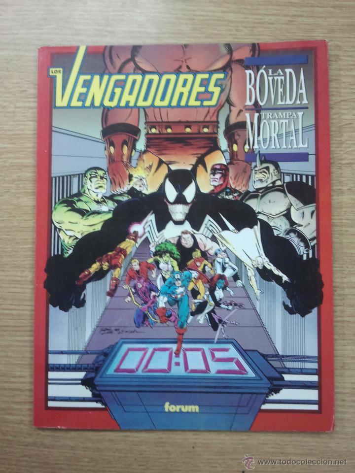 VENGADORES LA BOVEDA TRAMPA MORTAL (Tebeos y Comics - Forum - Prestiges y Tomos)