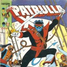 Cómics: PATRULLA X DEL 47 AL 51 RETAPADO FORUM MUY BUEN ESTADO. Lote 44323089