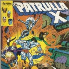 Cómics: PATRULLA X DEL 87 AL 91 RETAPADO FORUM MUY BUEN ESTADO. Lote 44323124