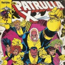 Cómics: PATRULLA X DEL 97 AL 99 RETAPADO FORUM MUY BUEN ESTADO. Lote 44323237