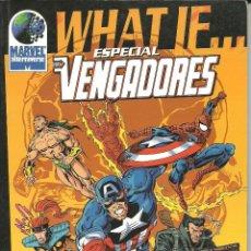 Comics : WHAT IF... ESPECIAL LOS VENGADORES CÓMICS FORUM MARVEL. Lote 44333443