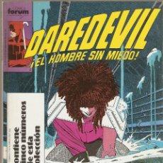 Cómics: DAREDEVIL EL HOMBRE SIN MIEDO VOL2 ROMITA 6 AL 10 RETAPADO FORUM MUY BUEN ESTADO. Lote 44488416