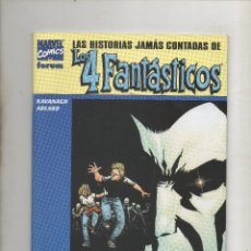 Cómics: LAS HISTORIAS JAMAS CONTADAS DE LOS 4 FANTASTICOS. LOS STORMS, MARVEL, FORUM, 2002.DA. Lote 44638760