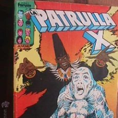 Cómics: RETAPADO LA PATRULLA X Nº 37 AL 41, FORUM, 1987. Lote 44653848