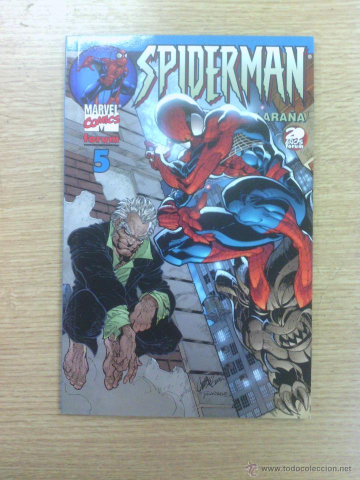 SPIDERMAN HOMBRE ARAÑA #5 (Tebeos y Comics - Forum - Spiderman)