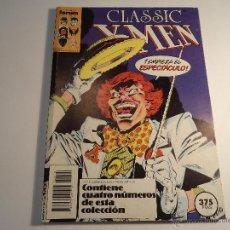 Cómics: CLASSIC X-MEN. RETAPADO. CONTIENE LOS NÚMEROS 26 AL 29. (M-35). Lote 44681608