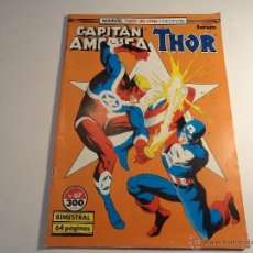 Cómics: CAPITÁN AMÉRICA. Nº 67. MARVEL TWO IN ONE. FORUM. (A-7). Lote 44682278