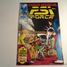 Cómics: PSI FORCE. Nº 12. FORUM. (A-7). Lote 44682397