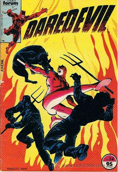 CÓMIC DAREDEVIL N.24 (Tebeos y Comics - Forum - Daredevil)