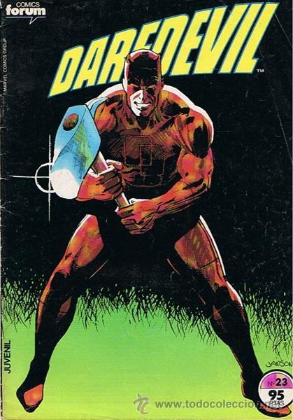 CÓMIC DAREDEVIL N.23 (Tebeos y Comics - Forum - Daredevil)