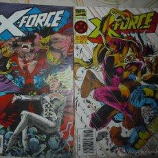 Cómics: X-FORCE VOL 1 NºS 40 Y 41 - FORUM - PENÚLTIMO Y ANTEPENÚLTIMO DE LA SERIE. Lote 44733006