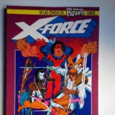 Fumetti: DE LAS CENIZAS DE LOS NUEVOS MUTANTES NACE X-FORCE. Lote 44742763