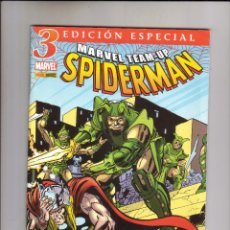 Cómics: PANINI - SPIDERMAN MARVEL TEAM-UP NUM. 3 . MBE. Lote 44765200