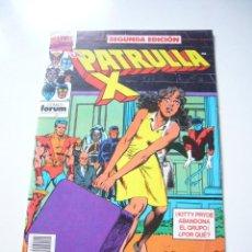 Fumetti: LA PATRULLA X VOL I Nº 11 2º EDICION FORUM C43. Lote 44775056