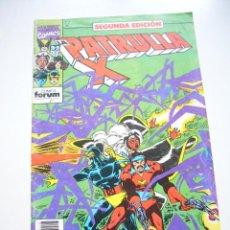 Fumetti: LA PATRULLA X VOL I Nº 13 2º EDICION FORUM C43. Lote 44777571