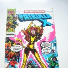 Fumetti: LA PATRULLA X VOL I Nº 15 2º EDICION FORUM C43. Lote 44777595