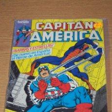 FORUM CAPITAN AMERICA V.1 Nº 1