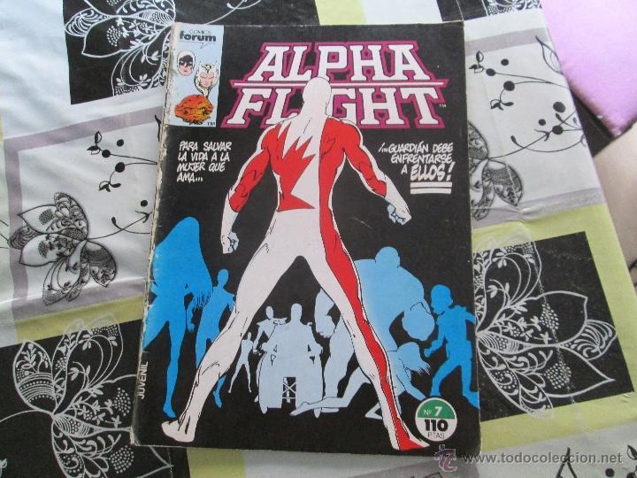 ALPHA FLIGHT Nº 7 (Tebeos y Comics - Forum - Alpha Flight)
