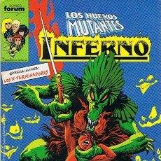 Cómics: LOS NUEVOS MUTANTES INFERNO N.11 . Lote 44908000